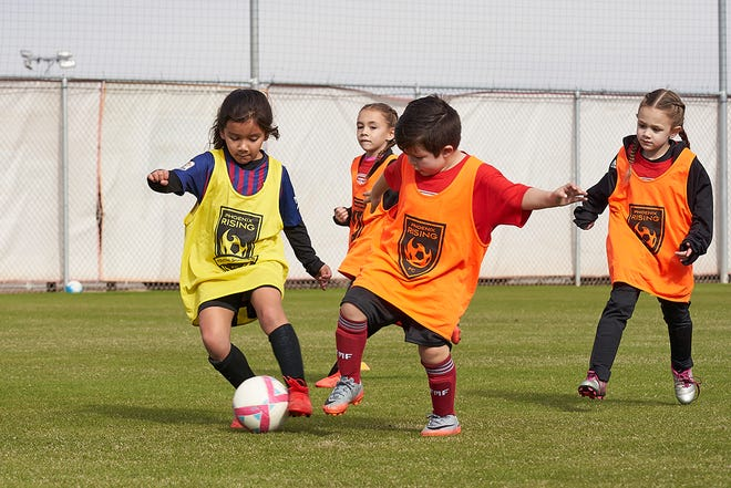 Phoenix Rising's youth programs have more than 6,000 participants.