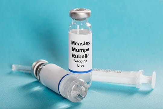 If you are not immune to mumps, it is recommended that you not visit the York County Prison during the outbreak.