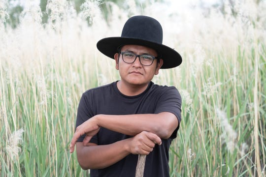 Shiprock resident Eliseo Curley is one of the Navajo shepherds featured in a Stetson Stories blog entry on the hatmaker's website.