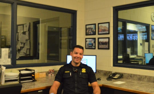 Wayne Police Lt. Kevin Schmidtke received statewide recognition for reopening and then closing a cold 2001 rape case.