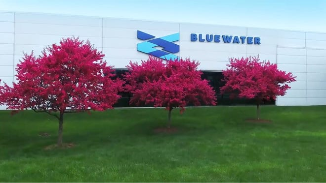 Bluewater Technologies will relocate its Southfield office to Novi next year.