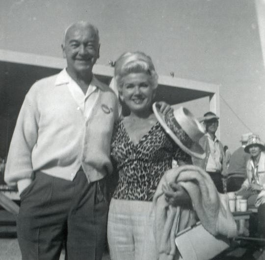 William and Grace Boyd were longtime residents of Palm Desert before the city was incorporated and were often seen out and about.