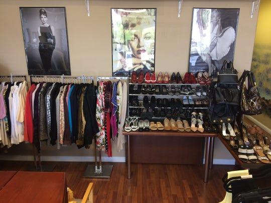 Desert Best Friend's Closet thrift boutique in Palm Desert