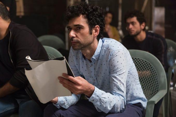 """Kais Nashif stars in """"Tel Aviv on Fire."""""""