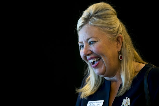 Rep. Debbie Lesko, R-Ariz., has nominated Glendale, Peoria and Youngtown for the potential new home of the U.S. Space Command headquarters.