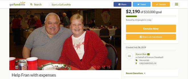 GoFundMe started for the family of Harold Treadwell III