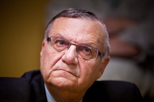 Maricopa County Sheriff Joe Arpaio denied any wrongdoing in response to a Department of Justice report that slammed his department for civil rights violations in 2011. Arpaio said the report's conclusions were politically motivated by the Obama administration and Democrats, who oppose the sheriff's policies.