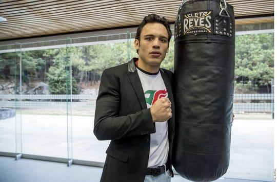 'Julito' peleará en San Juan de Los Lagos, Jalisco, ante el colombiano Evert Bravo, el 10 de agosto.
