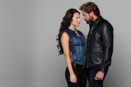 Irina y Gabriel Soto mantienen un noviazgo muy estable.