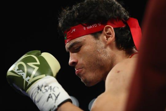 Julio César Chávez Jr. se alista para su pelea del 10 de agosto.