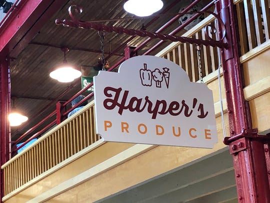 Harper's Produce & Cafe is a great place to grab a soup, salad, smoothie or sandwich, or a quick drink or healthy snack on the go.