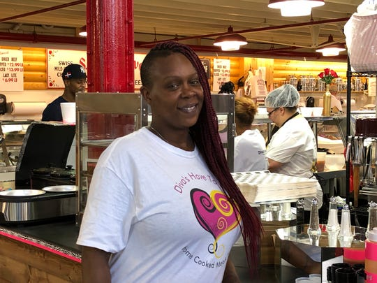 Dee Sanders knows cooking. Her Diva's Have To Eat business is already shipping meals to 17 states, and now has a physical location inside the Lebanon Farmers Market.