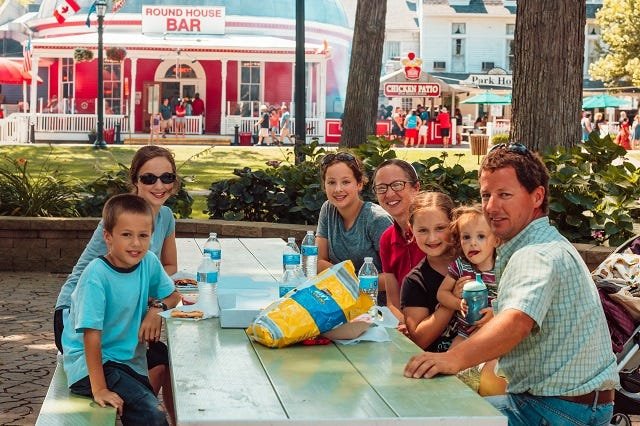 """The Put-in-Bay Safe Island Taskforce, made up of business owners, Chamber of Commerce board members and residents, worked together to ensure safety on Put-in-Bay during this past unofficial """"Christmas in July"""" weekend."""
