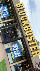 The last Blockbuster photographed in Bend on July 15, 2019.
