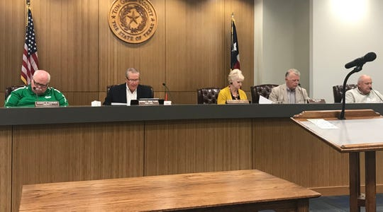 Public hearings, which were set for 9:30 a.m. Aug. 13 and 6:30 p.m. Aug. 22, will be held to discuss the increased property-tax rate.