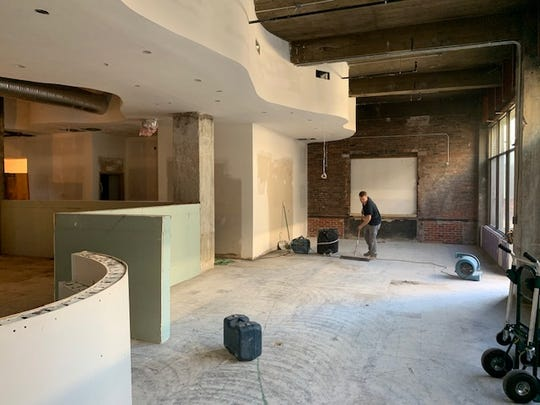 Suite 111 of the One Plaza East building will be the home of Mogan's Oyster House.