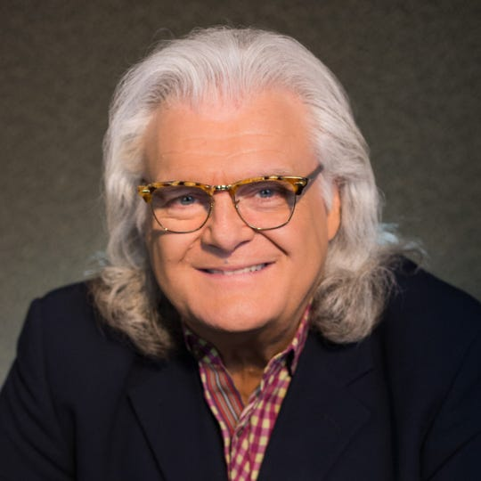 Ricky Skaggs will play the Minnesota Bluegrass Festival with his band, Kentucky Thunder.