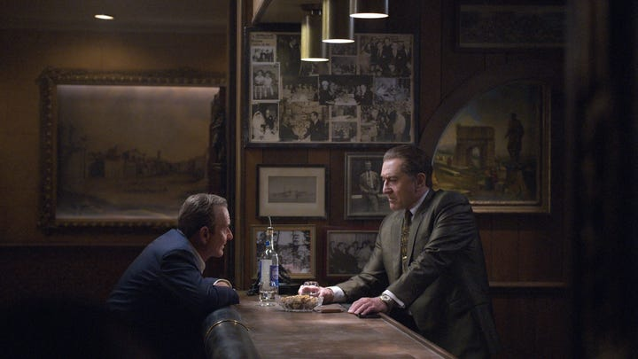 Delaware scenes involving the mob, Biden & The News Journal could land in Scorsese's 'The Irishman'
