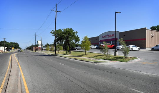 The Family Dollar store on Martin Luther King Jr. Blvd in in an area designated as an Opportunity Zone. The federal program is a new community development tool that is designed to spur investment in the country's low-income urban and rural communities through private equity tax incentives.