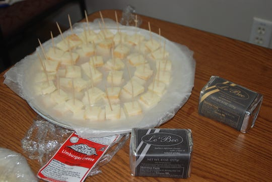 "One of the innovative products showcased at the July 23 Dairy Exchange is a Limburger cheese that is made without the smell. Called ""Le Bec,"" the cheese was made to appeal to a wider audience than the Limburger that made Chalet Cheese Co-op famous – those who may not like the traditional product because of the smell."