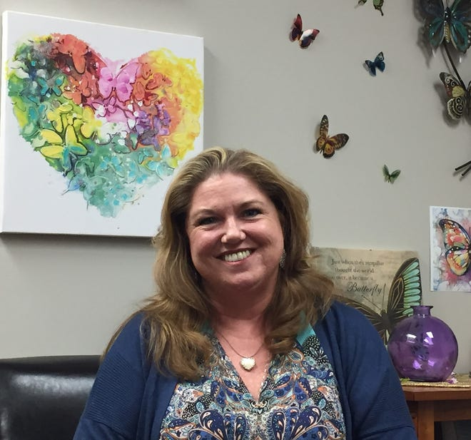 Cynthia VanGilder, lead counselor at Spero Health, said their focus is on opioid addiction but our services extend far beyond that with a mission to save lives, instill hope and restore relationships.