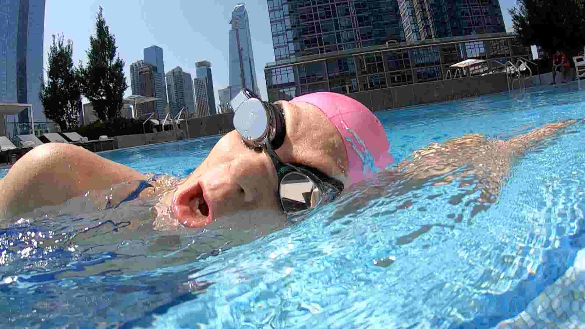 timeless design 353a2 c82c9 Connected swimming: Do your goggles really need to be smart?
