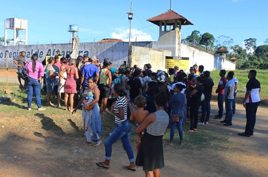 Brazil prison riot leaves 52 inmates dead, 16 decapitated