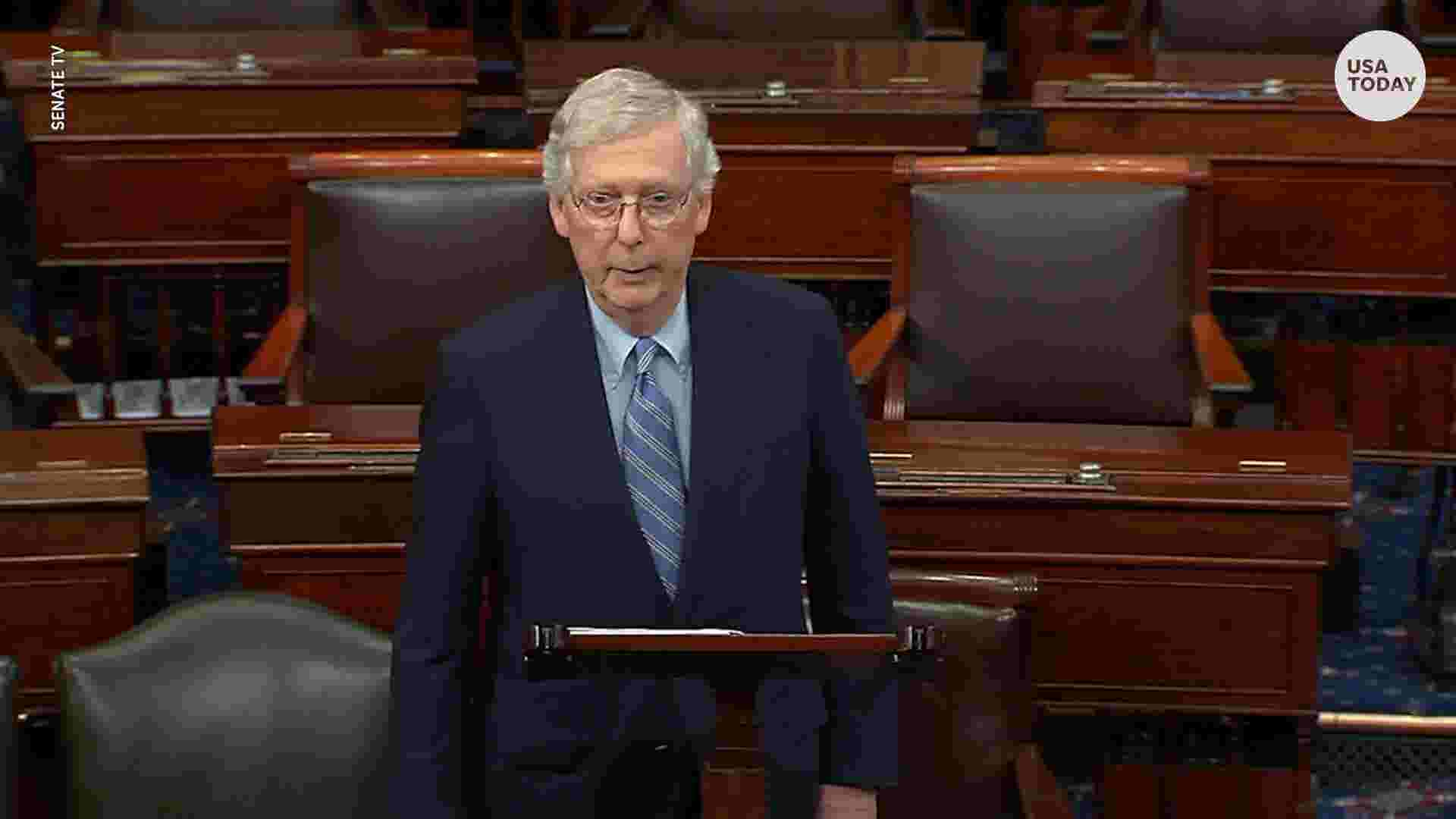 Why is McConnell so upset about being called Moscow Mitch? Maybe it hits too close to home