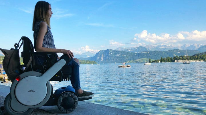 Solo traveler's epic trip puts accessibility to the test
