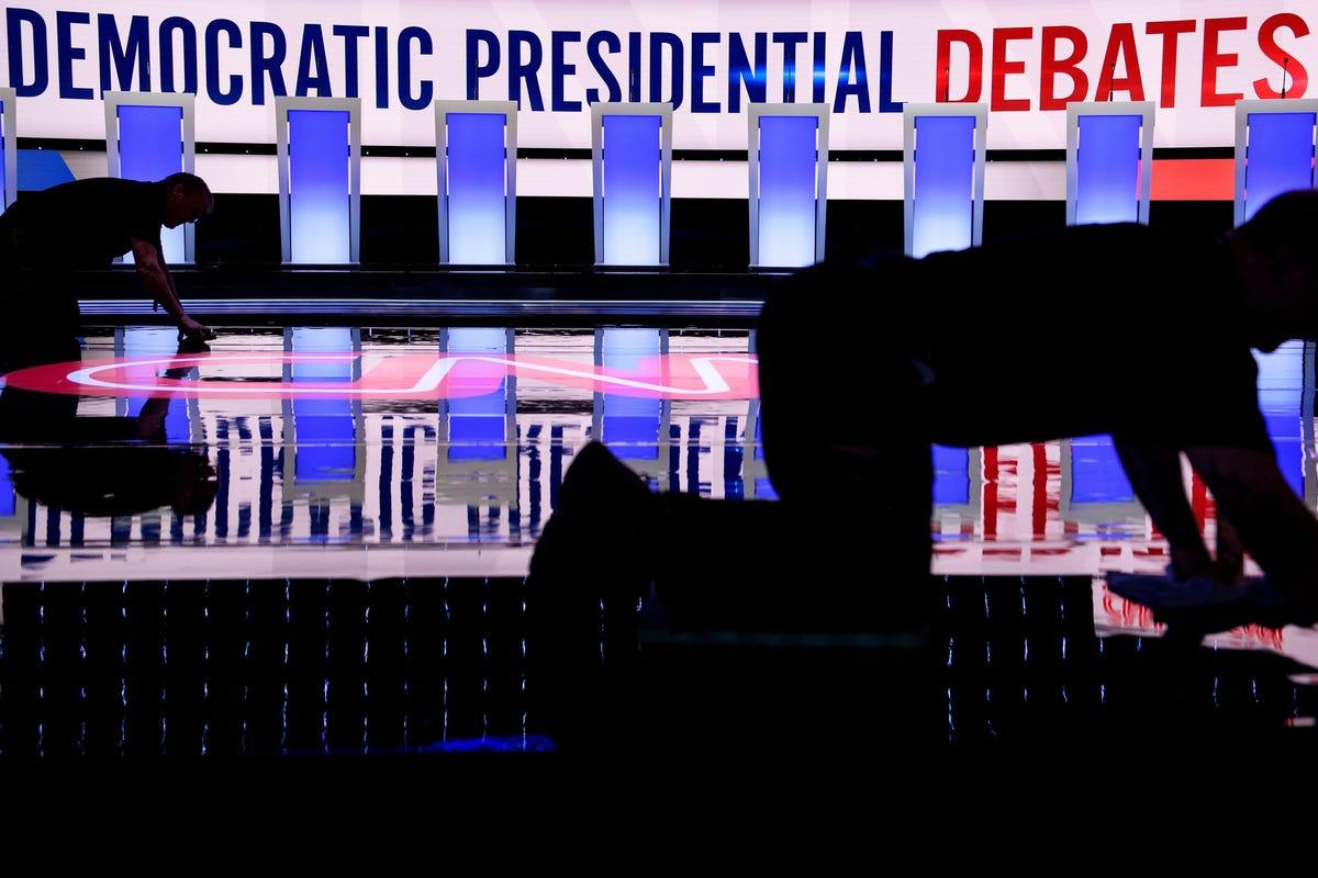 Democratic debate 2019: Bernie Sanders, Elizabeth Warren
