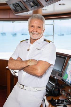 """Below Deck"" star Captain Lee Rosbach"