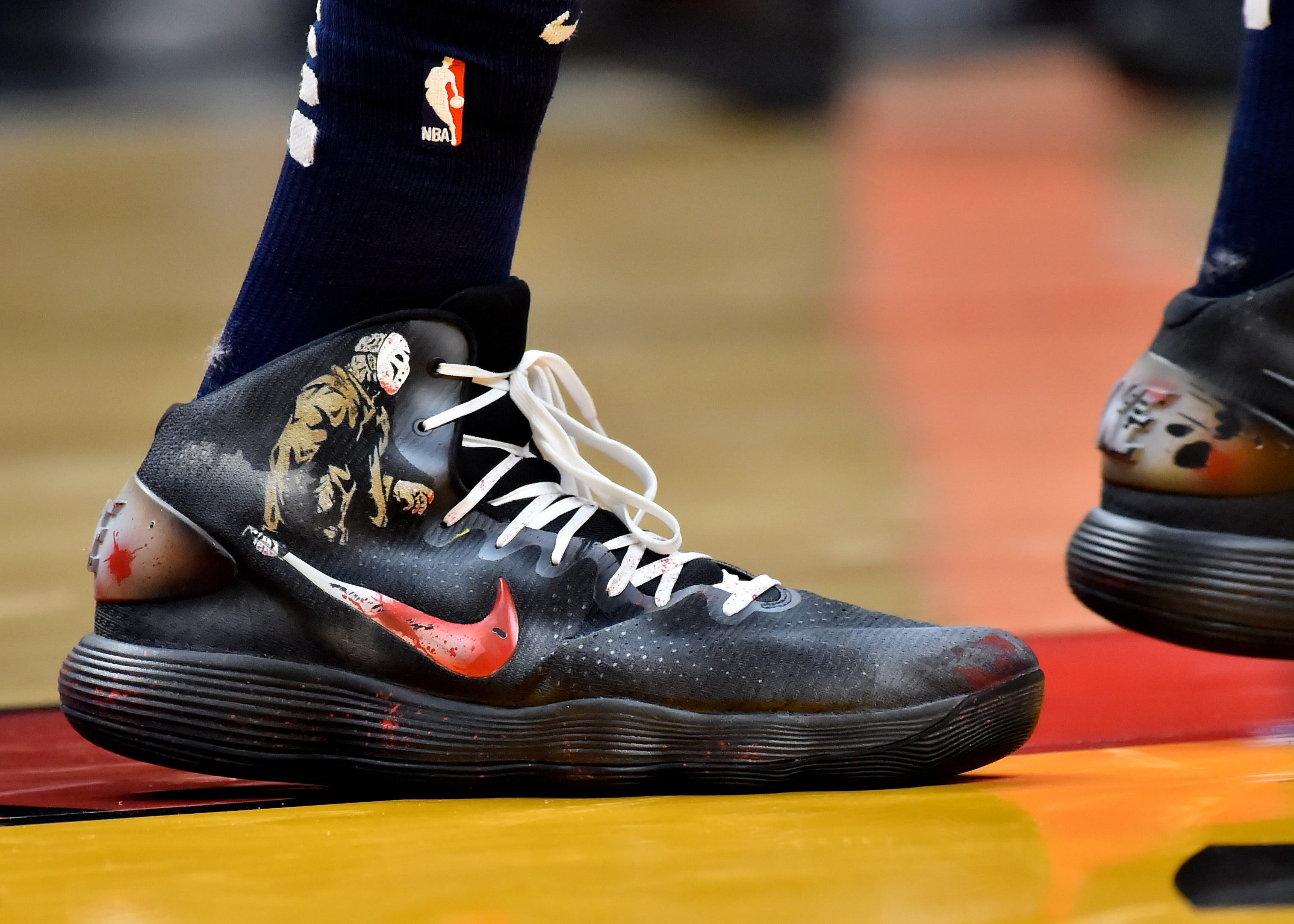designers who transform players' shoes
