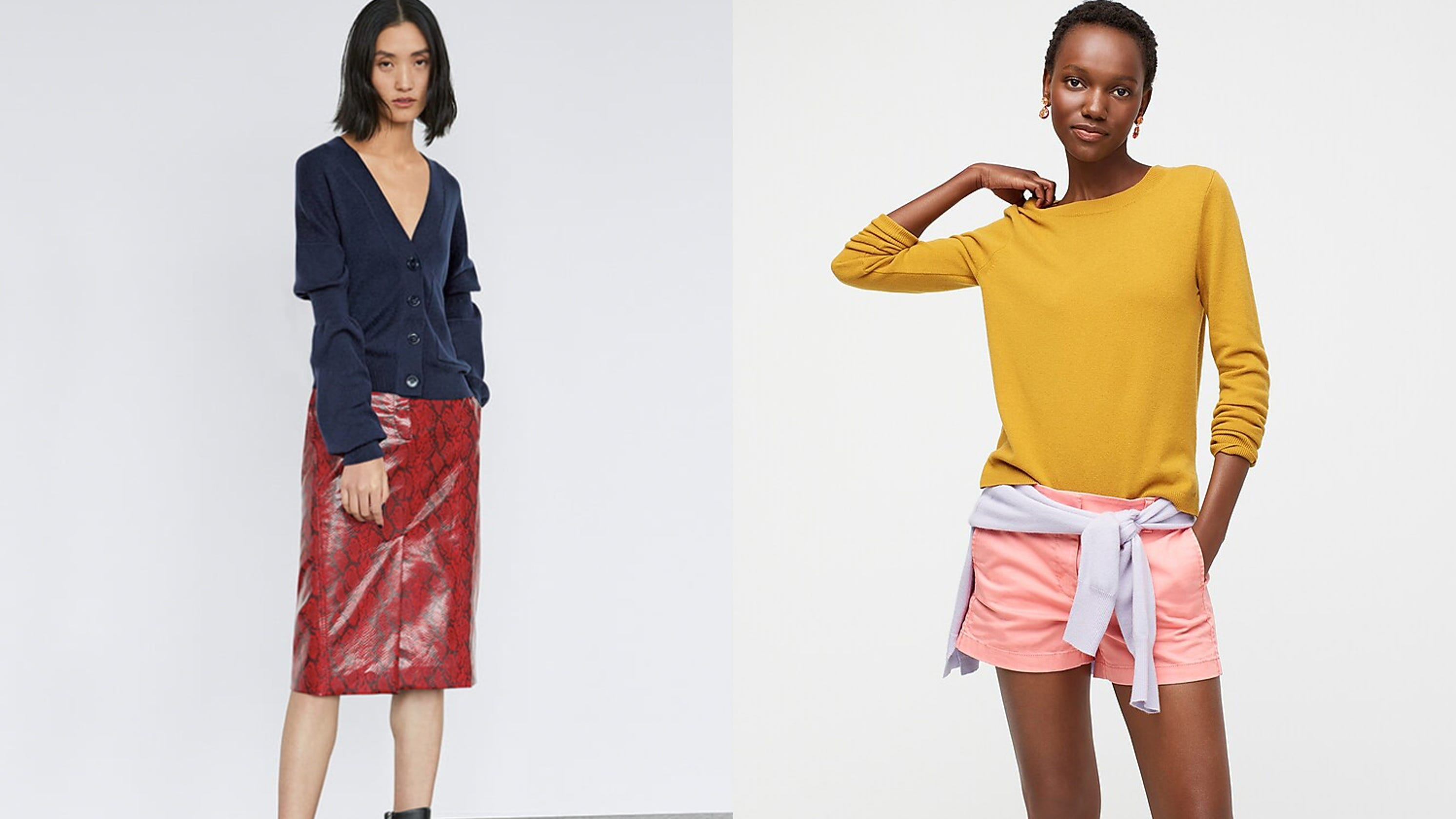 14 fashion retailers having huge end of season sales right now