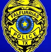 Falfurrias Police Department badge