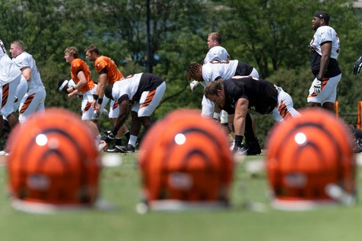 Cincinnati Bengals beat podcast: Training camp opens, AJ Green return timetable, NFL 100