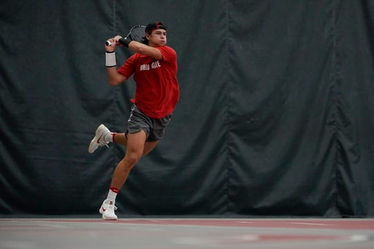 Cincinnati local JJ Wolf, who played at Cincinnati Country Day and Ohio State University, was awarded a wild card Thursday, August 1, into the men's singles qualifying tournament at the 2019 Western & Southern Open.