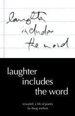 """Laughter Includes the Word"" by Doug Snelson."