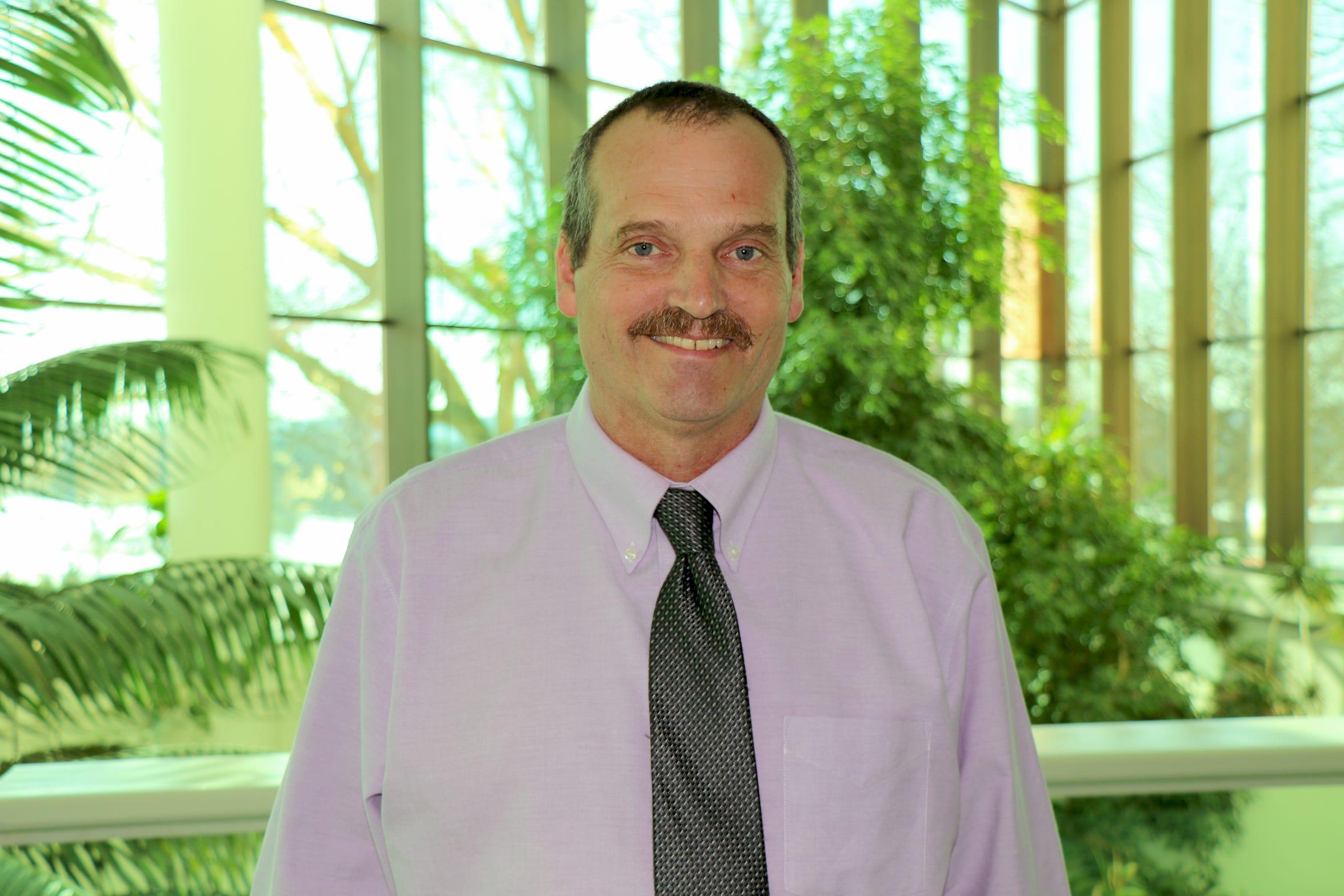 Iowa state veterinarian Dr. Jeff Kaisand