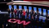 Free Press columnists analyze day 1 of Democratic presidential debate in Detroit.