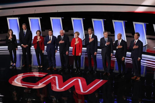 A once long list of Democratic presidential candidates is down to just a few. If you voted absentee for a candidate who has dropped out of the race, it's not too late to change your vote.