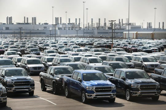 Truck sales drove Fiat Chrysler's profits in the quarter ending in June.