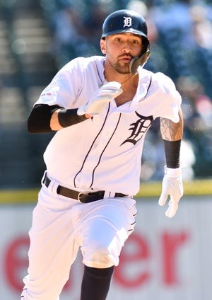The Tigers dealt Nick Castellanos to the Cubs on Wednesday.
