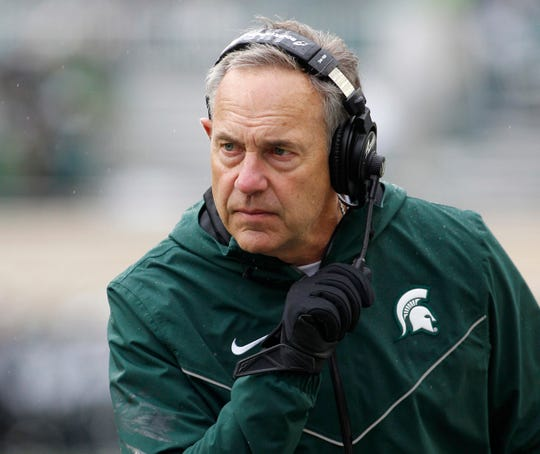 Mark Dantonio enters his 13th season as Michigan State's head coach.