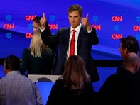 O'Rourke backs reparations at Detroit Democratic presidential debate