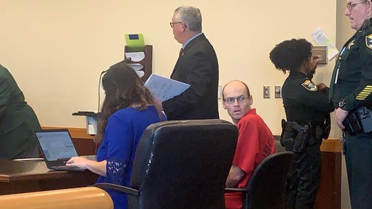 Two related cases against Adam M. Soules, charged in the stabbing death of Fort Myers Beach Public Library director Leroy Hommerding, will not go forward after the Lee County man was found to be incompetent due to mental illness to stand trial. Soules was also ordered to be placed in a mental health treatment facility.