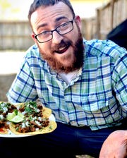 Skyler Denison, the former head cook of Danger Danger in Cape Coral, will host a special taco dinner at Rosy Tomorrows.