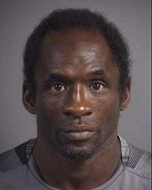 ROBINSON, ANTOINE, 48 / POSSESSION OF DRUG PARAPHERNALIA (SMMS) / POSSESSION OF A CONTROLLED SUBSTANCE - 2ND OFFENSE / CARRYING WEAPONS - 1978 (AGMS) / DOMINION/CONTROL OF FIREARM/OFF WEAPON BY DOM ABUSE OFFEND (FELD)