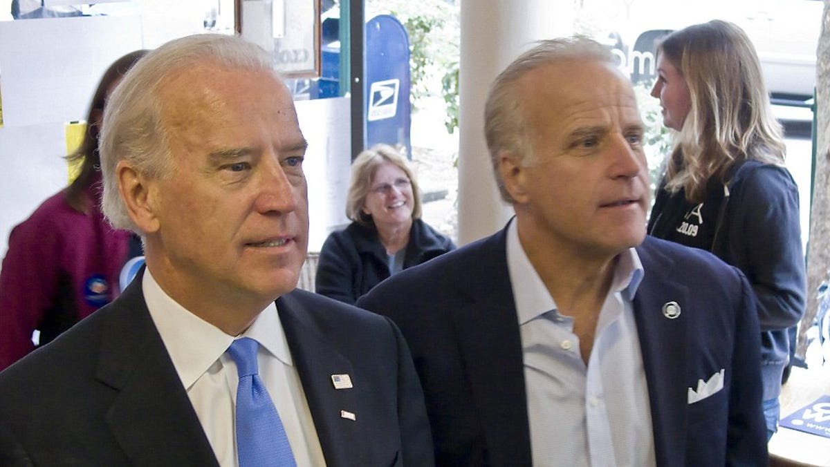 Joe Biden's brother Jim accused of fraud in federal lawsuit