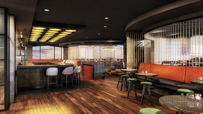 Swizzle will open at The Galt House Hotel next spring.