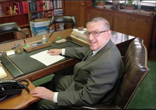 "Robert ""Bobby"" Haddad, 1995"
